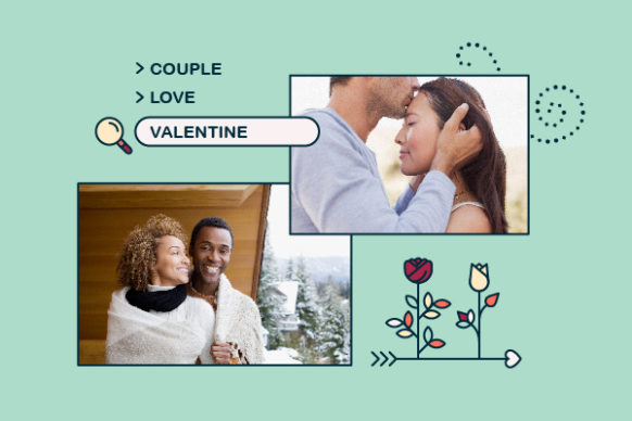 Valentine's Day Design and Imagery Tips